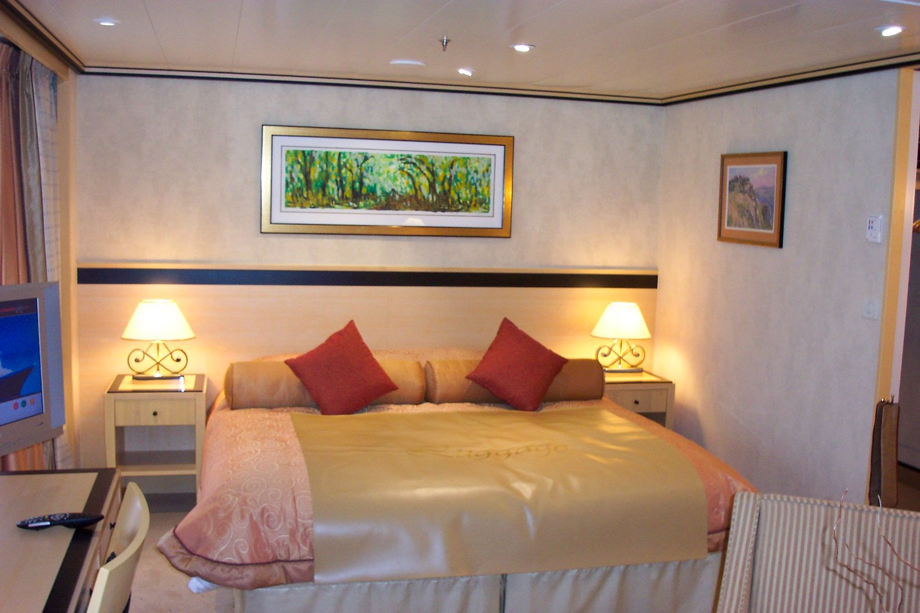 A Suite On Cunard's QM2