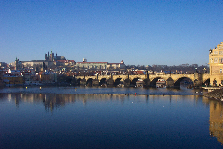 Prague, Charles Bridge & Vltava River