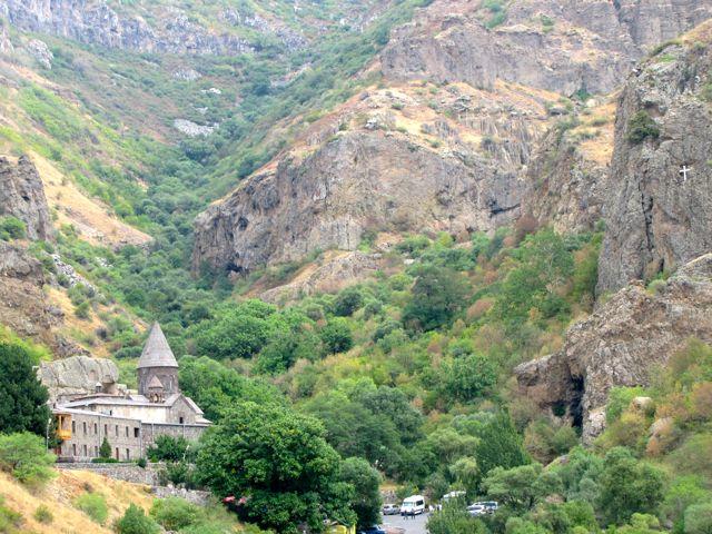 Geghard Monastery, Armenia