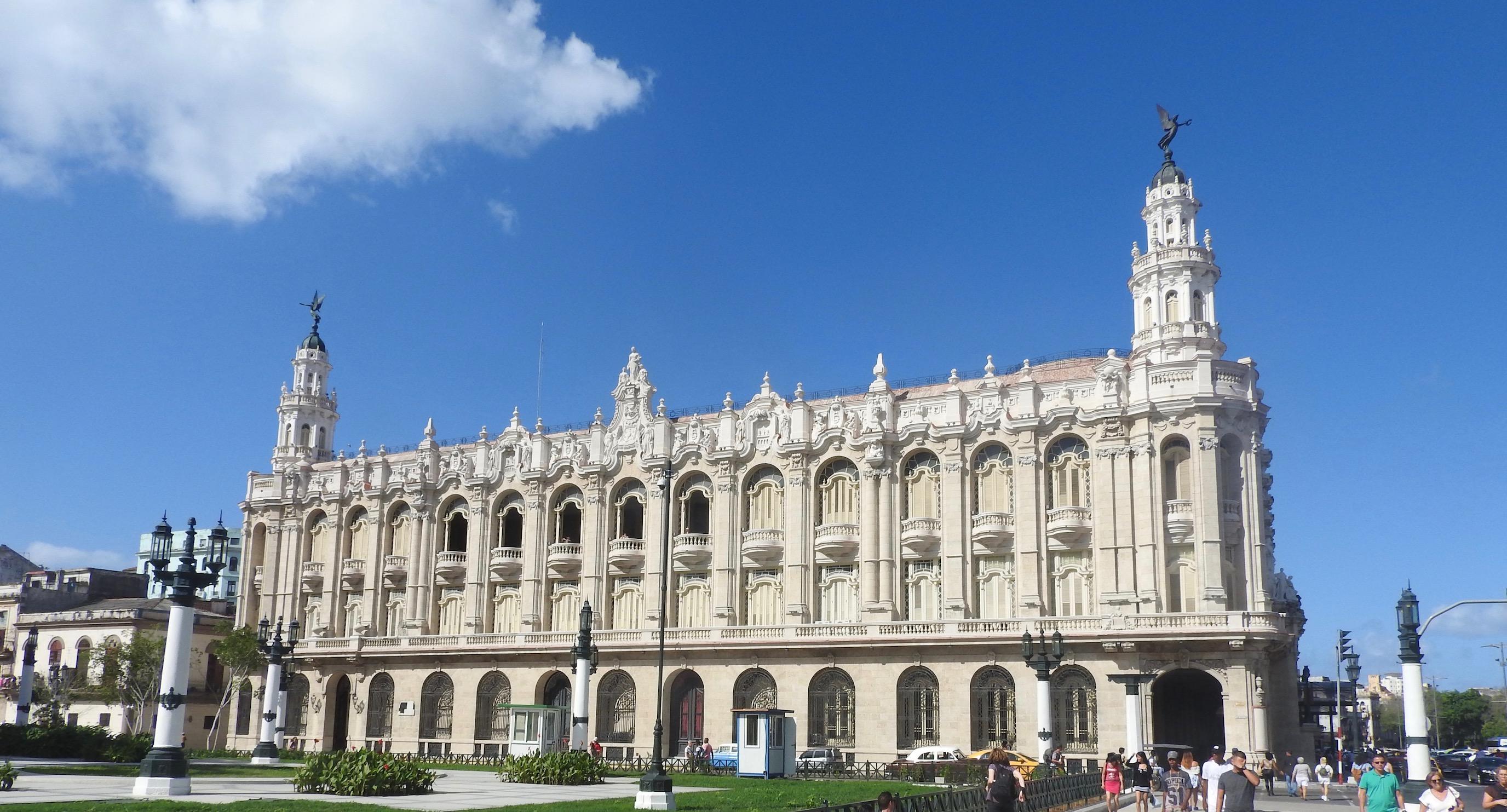 Havana Opera House