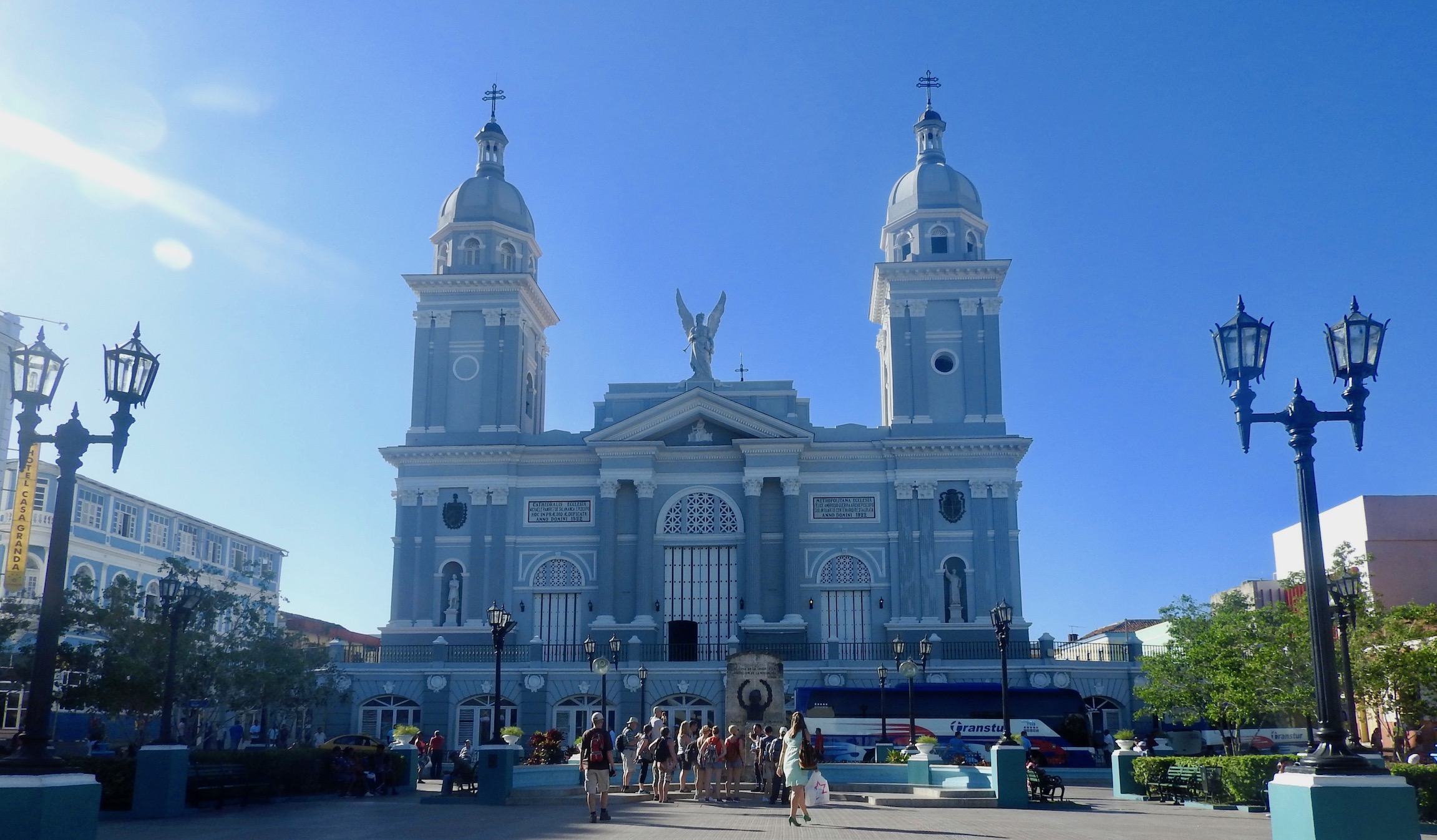 Santiago de Cuba Cathedral