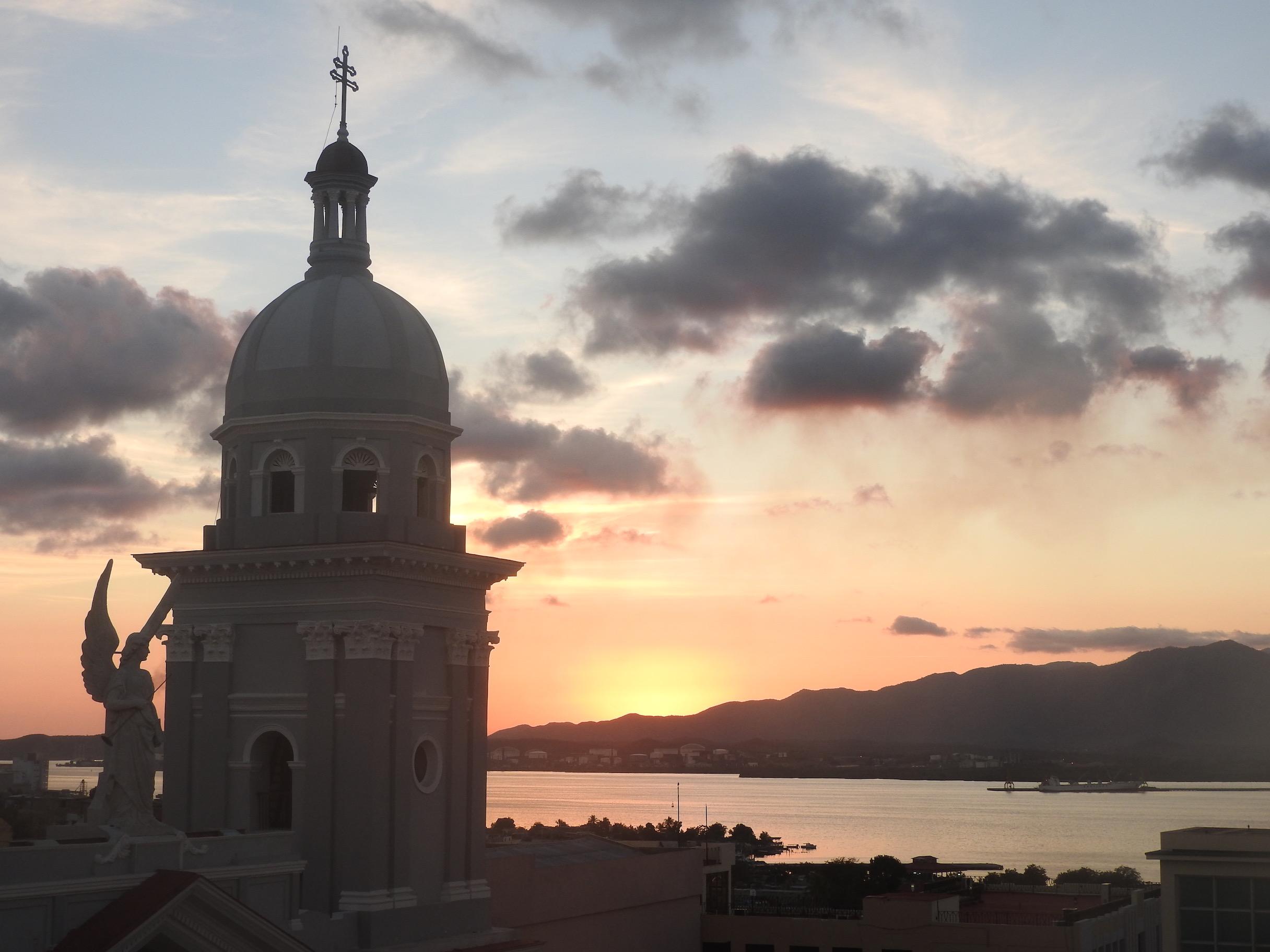 The Caribbean, Santiago de Cuba