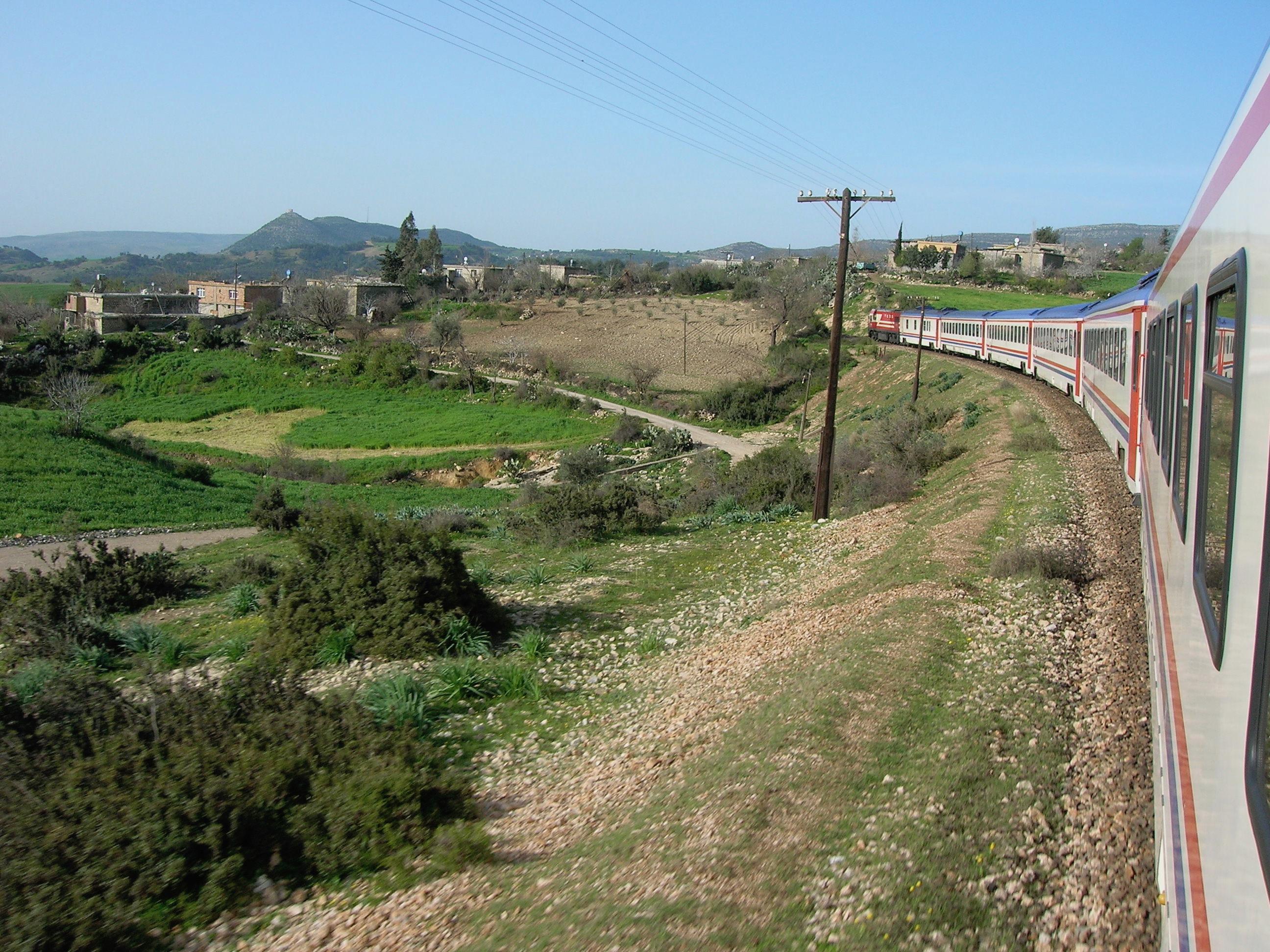 Dogu Express, Turkey