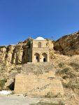 Diri Baba Mausoleum, Qobustan, Azerbaijan